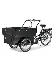 Cargobike Kindergarden Electric Hydraulic
