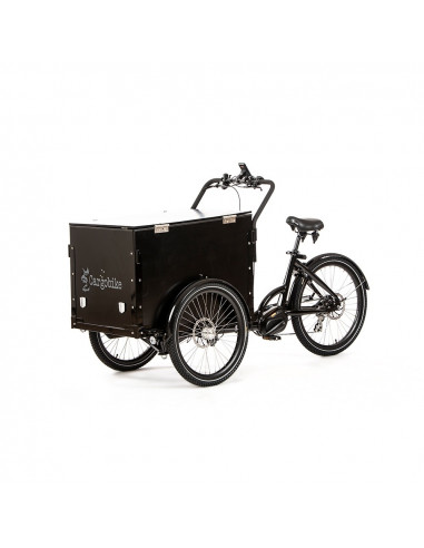 Cargobike Delight Box Electric Hydraulic