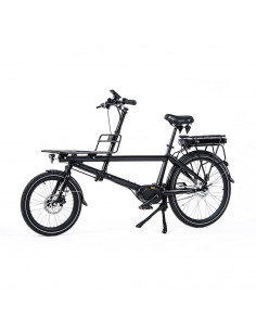 Cargobike Delivery 2-wheel Electric Hydraulic