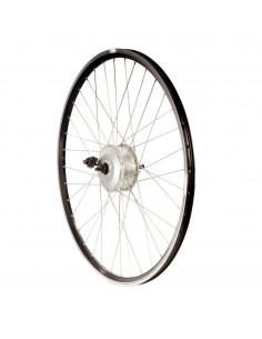 Framhjul 28 tum för crescent elcykel e-going med v-broms from 2017