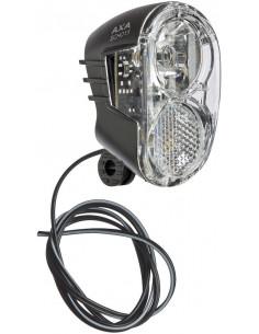 Framlampa echo 15 led för navdynamo axa