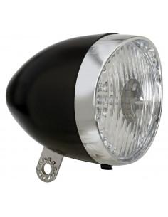 Framlampa diod klassisk svart