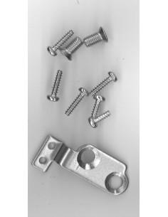 Bleck / skruvar för låskolv till släde / batterihållare för pakethållare egoing 2020-