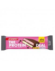 Protein bar choklad/jordgubb 55 gram enervit