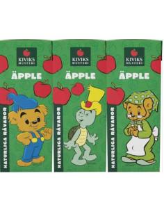 Frukt och bärdryck äpple 200 ml