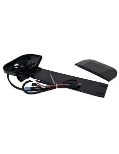 Batterihållare för pakethållare för elcykel med semi egoing batteri from. 2019