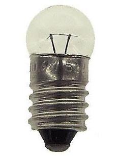 Glödlampa 2.5 V 0.2 A gängad
