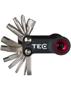 Universalverktyg mini 11 funktioners med pump tec