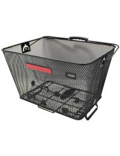 Korg för pakethållare med QR-fäste cavo