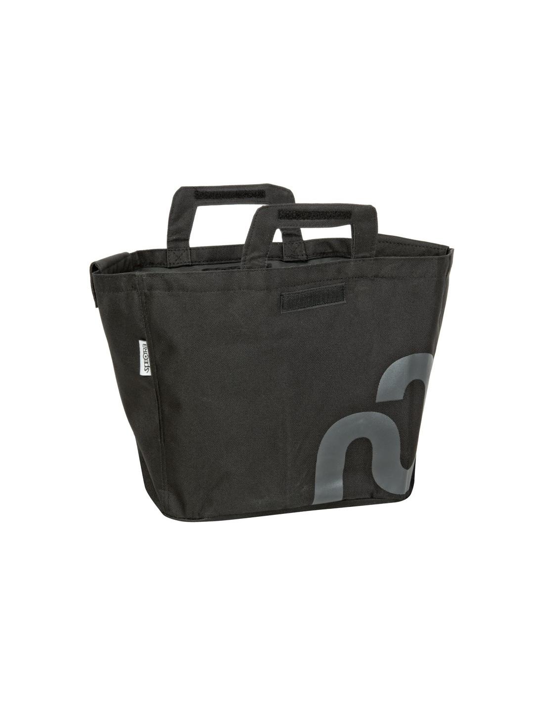 Väska för randig aluminium korg spectra - Staffanstorps Cykelaffär AB 5e1e9b8711d5b